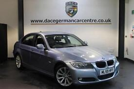 2009 59 BMW 3 SERIES 2.0 320D SE BUSINESS EDITION 4DR AUTO 175 BHP DIESEL