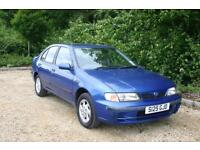 AUTOMATIC NISSAN ALMERA done 58479 Miles with FULL SERVICE HISTORY and NEW MOT