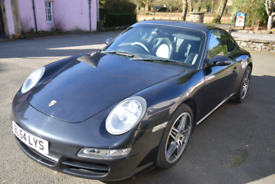 Porsche carrera 911 997.1 tiptronic C2S