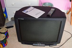 """32"""" Samsung Compactheatre CRT TV!"""