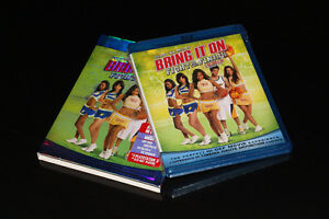 BLU RAY-BRING IT ON-FIGHT TO THE FINISH-FILM/MOVIE (NEUF/NEW)
