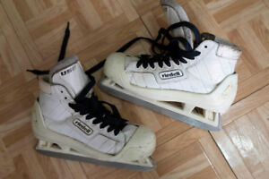 Used Riedell Goalie Skates (size 8)