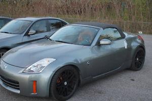 2007 Nissan 350Z BON ETAT RADIO MAGS SON BREMBO 313 HP