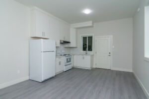 TWO BEDROOM SIDE SUITE FOR RENT