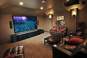 Home & Business Security, Home Theater, Audio/Video Installation Cambridge Kitchener Area image 3
