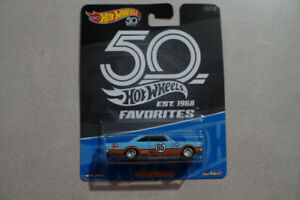 Hot Wheels 50th Favorites 65 Ford Galaxie 1/64 scale *SOLD*