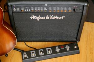 Fast selling - Hughes & Kettner Switchblade 50