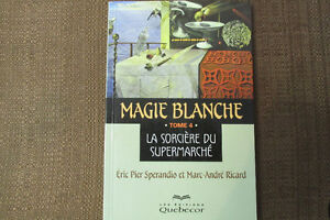 MAGIE BLANCHE TOME 4