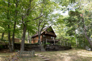 Cottage for sale on sought after Bobs Lake
