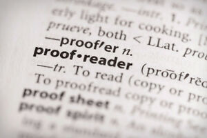 paper proofread