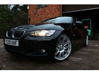 BMW 325D 3.0TD auto 2009 M Sport Highline, HIGH SPEC ONE DEMO ONE PRIVATE OWNER