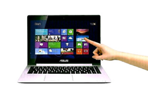 ASUS Vivobook 12GB RAM 500GB touchscree laptop works perfectly i