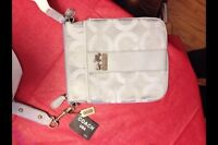 COACH purse (new with tags!)