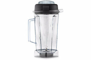 Vitamix Eastman Tritan Copolyester 64-Ounce Container with Wet B