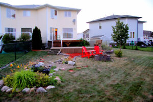 NATURE in your Backyard! Your Gorgeous Duplex is here!