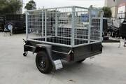 6x4 Cage Trailer - 3ft Galvanised Cage - 750kg GVM Thomastown Whittlesea Area Preview