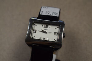 Men's Birks Formal Quartz Movement Stainless Steel Watch #197