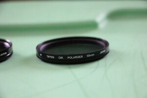 Camera Circular Polarizer Lenses