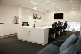 Fully serviced office space for team of 8