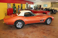 1968 Corvette - Matching Numbers
