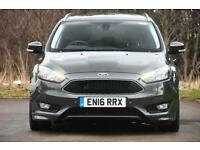 Used Ford Focus Zetec S, 2016, 1499cc, 5 door