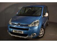 2011 CITROEN BERLINGO HDI PLUS 5 DOOR HATCHBACK DIESEL