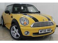 2007 56 MINI HATCH COOPER 1.6 COOPER 3DR 118 BHP