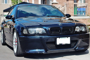 2002 BMW M3 SMG Coupe (2 door)