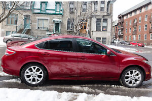 2010 Mazda Mazda6 GT Sedan - Fully Loaded and great condition