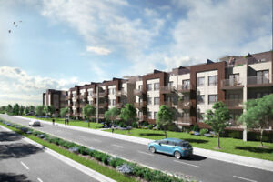 Welcome to ARIA TOWNS - Stacked Townhome Community in Kitchener.