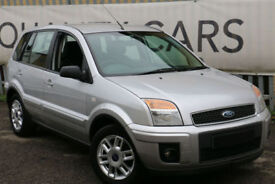 Ford Fusion 1.4TDCi 2008 Zetec Climate BARGAIN PRICED CAR QUICK SALE