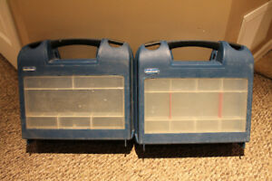 Mastercraft Drill Cases with Organizers