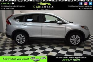 2013 Honda CRV EX-L - HEATED SEATS**CRUISE**SUNROOF