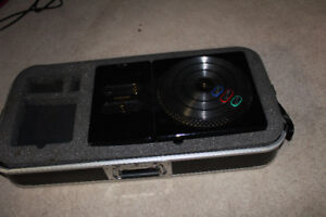 DJ Hero DJ Turntables & Carrying Case/ Stand