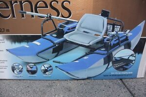 Pontoon Boat 9ft by Wilderness new in box