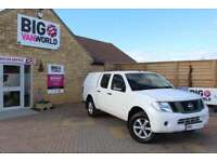 2015 NISSAN NAVARA DCI 144 VISIA 4X4 DOUBLE CAB WITH TRUCKMAN TOP PICK UP DIESEL
