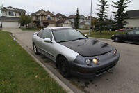 97 Acura Integra (Anniversary Edition) Leather and Sound System