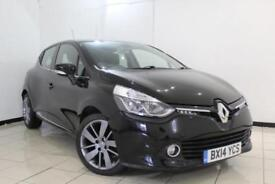 2014 14 RENAULT CLIO 1.5 DYNAMIQUE S MEDIANAV ENERGY DCI S/S 5DR 90 BHP DIESEL