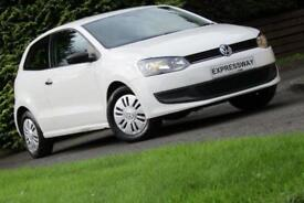 2011 Volkswagen Polo 1.2 S 3dr