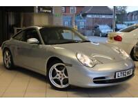 2002 52 PORSCHE 911 3.6 966 TARGA 2D 316 BHP