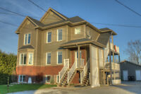 Superbe condo a vendre a Sherbrooke