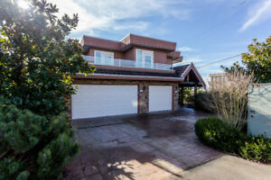 $3,595 --5BR, 4000 SQ FT WHITE ROCK HOME, OCEAN VIEW