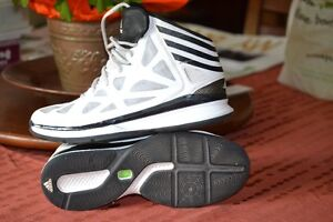 Adidas Basketball Sneakers - Size 8 Men