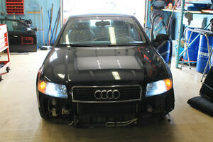 PARTING OUT AUDI A4 2005, 1.8T, Manual, AWD 138K