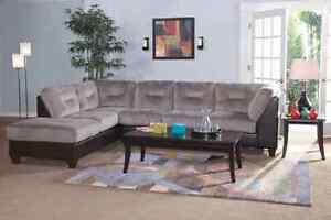 BRAND NEW SERTA SECTIONAL, ONLY $799, HURRY ONLY 2 LEFT