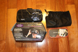 Brand New VR Headset with earbuds