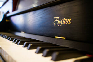 Brand New Steinway Designed Boston Upright Piano UP-118S