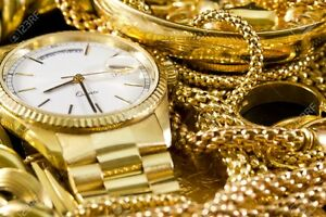 We Pay the Highest Price for Gold , Rolex & High -End Watches