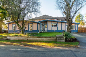 Stunning rancher for sale in North Surrey! OPEN HOUSE SUN 1-4pm!