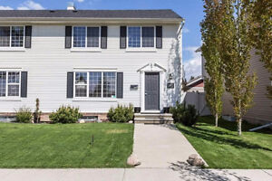 Beautiful duplex Griesbach! No condo fees!Open house July 15 2-4